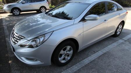 現代自動車(Hyundai)「ソナタ」
