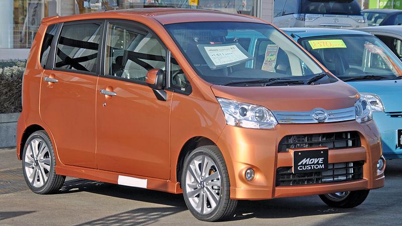 ダイハツ(DAIHATSU)のエコカー補助金対象車一覧。まだ間に合う12.5万円!