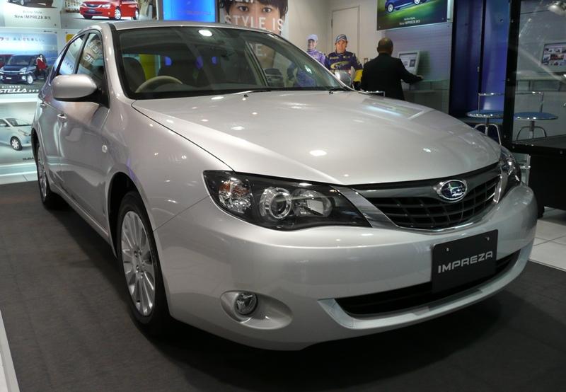 スバル(SUBARU)のエコカー補助金対象車一覧。まだ間に合う25万円!