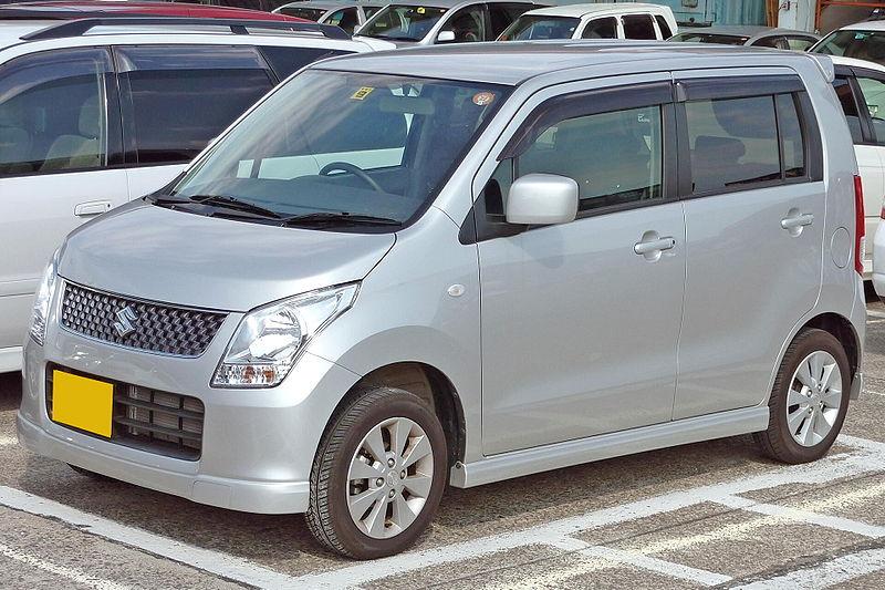 スズキの軽自動車に乗ってみましたがあまり進歩してないし、やっぱりSUZUKIの車は好きになれそうもない。