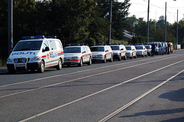 道路交通法と交通違反