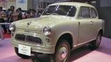 スズキ初の市販四輪自動車「スズライト」