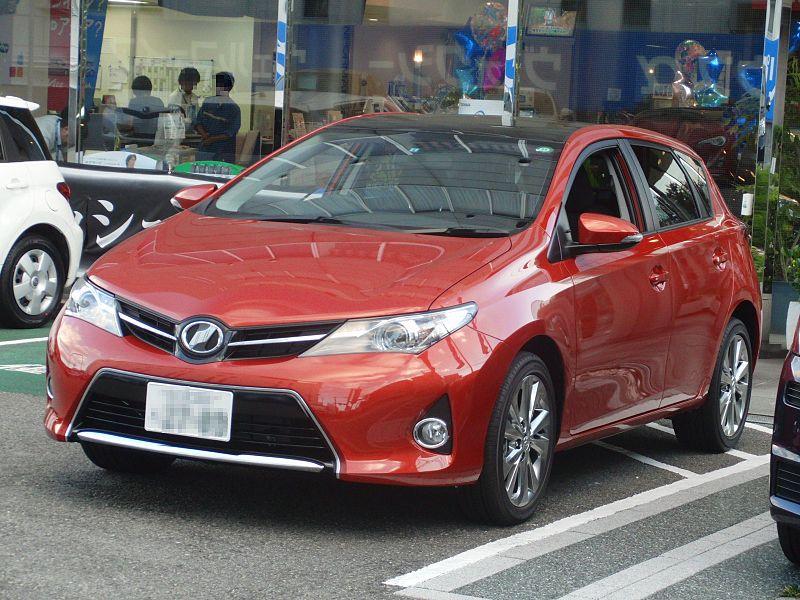 トヨタの新型オーリスが受注好調、発売から約1ヶ月経過