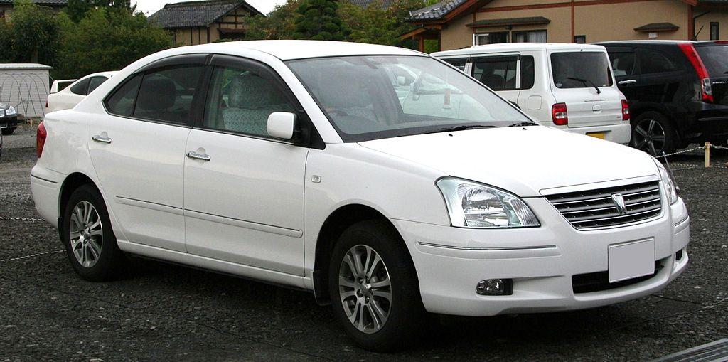 初代トヨタ「プレミオ」