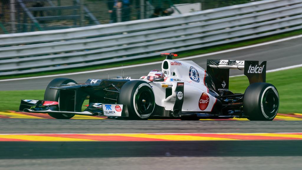 小林可夢偉が3位入賞!F1日本GPで日本人8年ぶりの快挙