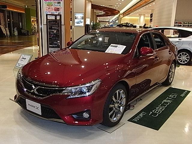 2代目トヨタ「マークX」