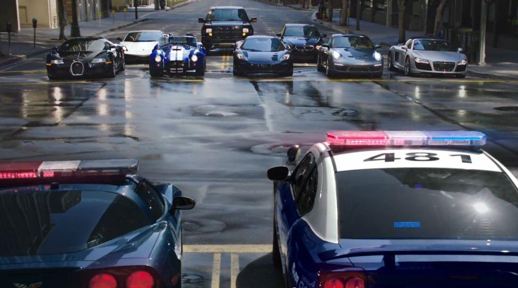 人気カーアクションゲームの実車を使ったトレーラー動画がかっこよすぎた。