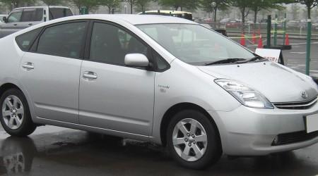 2代目トヨタ「プリウス」