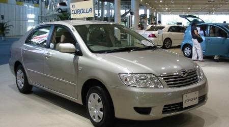 9代目トヨタ「カローラ」