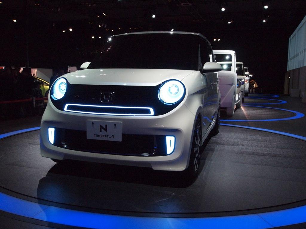 ホンダが注目の新型軽自動車「N-ONE」を販売開始