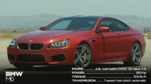 ゼロヨン大会(BMW・M6)