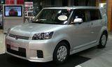 トヨタ自動車「ルミオン」