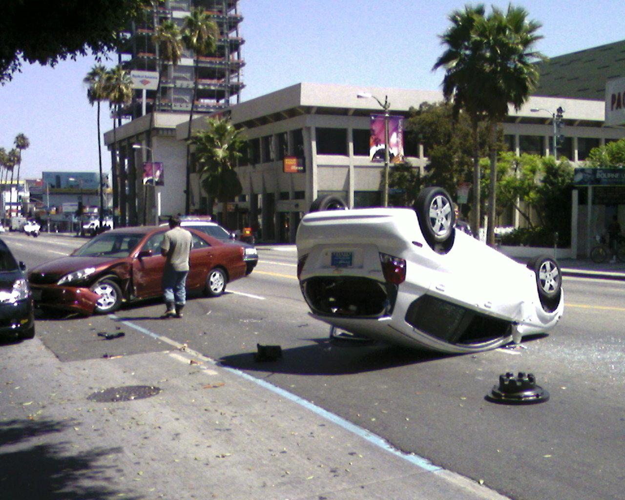 交通事故の発生件数が全国で一番多い県は?実は5年連続ワースト1の県があります。