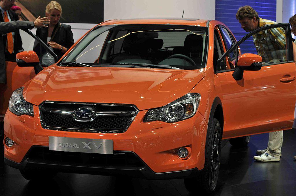 スバルが新型SUV車「インプレッサ XV」を発売。10月5日から