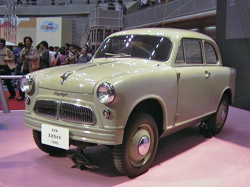 スズキが軽自動車販売累計2,000万台達成。スズキの軽自動車販売の歴史を辿る