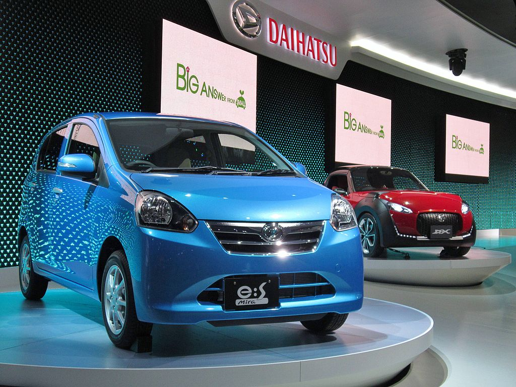 ダイハツ「ミラ イース」に特別仕様車が登場。装備充実でデザイン性も向上