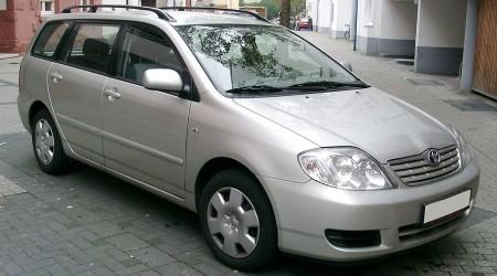 初代トヨタ「カローラフィールダー」
