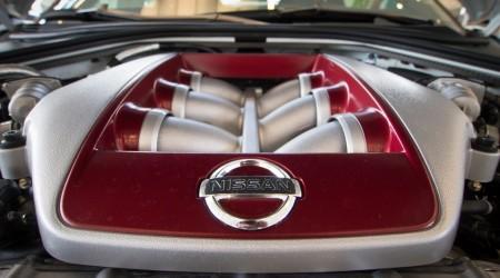 日産「NISSAN GT-R 2013」エンジン