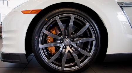 日産「NISSAN GT-R 2013」ホイール