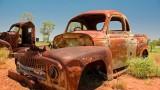 錆びた車-9