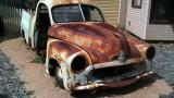 錆びた車-5