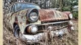 錆びた車-19