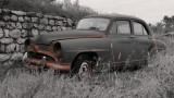 錆びた車-4